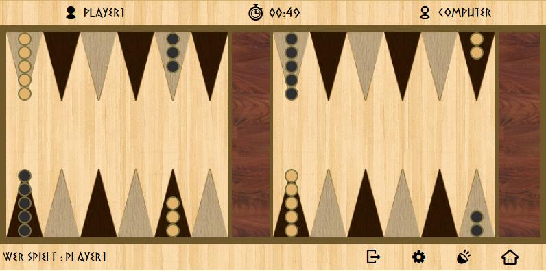 Image HTML5 Backgammon
