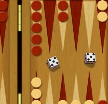 Pasch Backgammon
