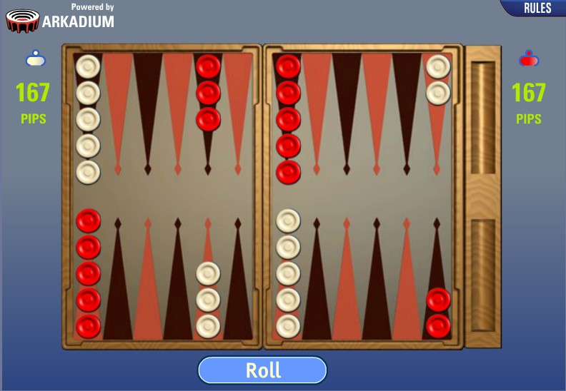 Backgammon.Eu